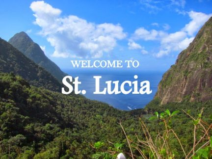 Travel Diary: St. Lucia